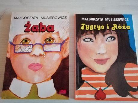 Książki Małgorzaty Musierowicz