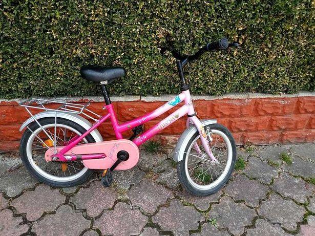 Велосипед для дівчинки 3-6 років