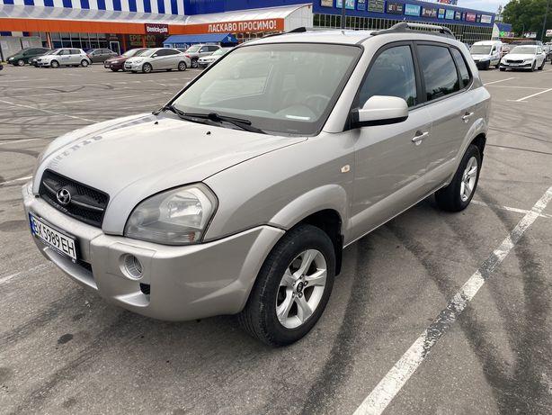 Hyundai Tucson супер