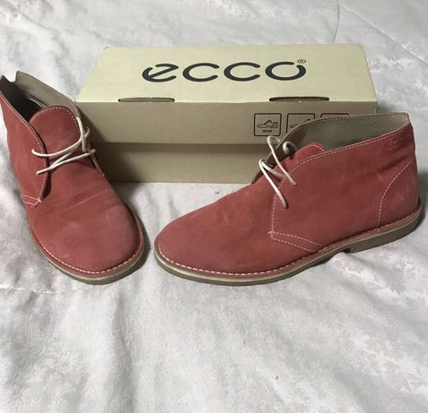 Ботинки ECCO 39 р.