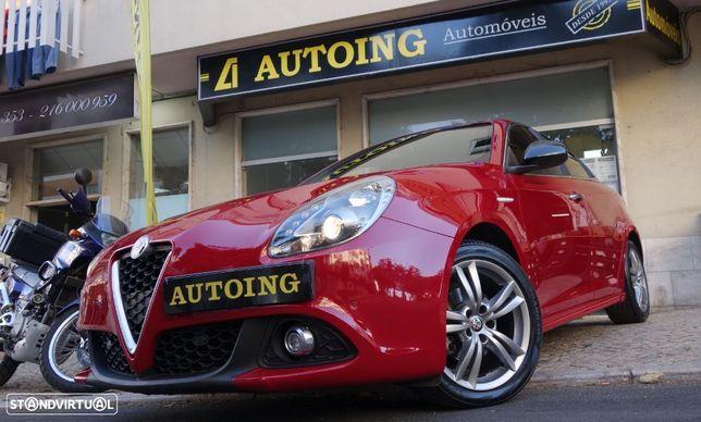 Alfa Romeo Giulietta 1.6 JTDm Super TCT