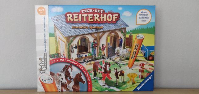 Interaktywna gra w języku niemieckim Outlet, zabawka, Prezent