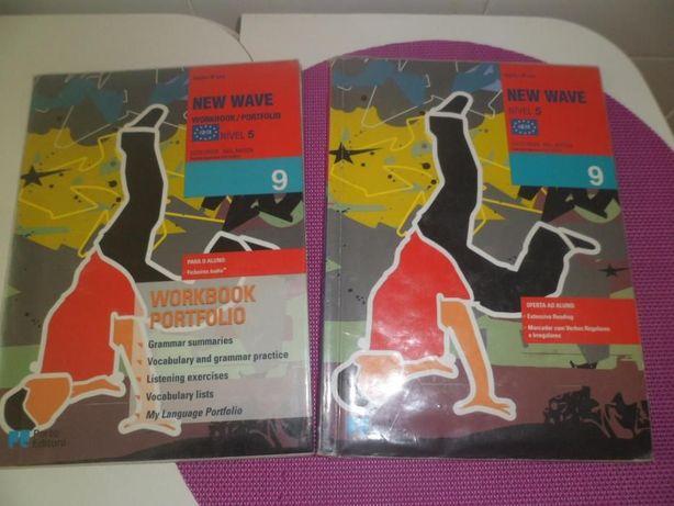 Livros Escolares 9º ANO - Inglês (USADOS)