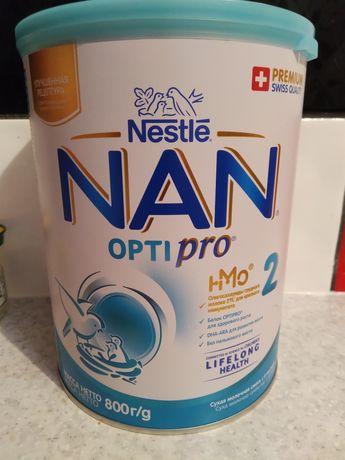 Смесь Nan Opti pro 2