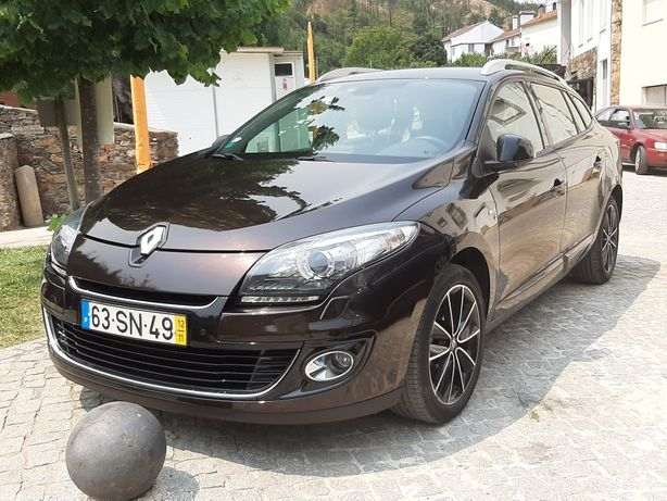 Renault Megane Sport Tourer Bose edition SS