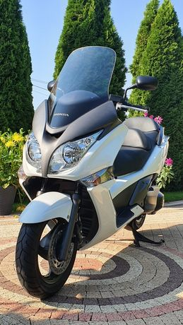 Honda Swt 400, Silver wing