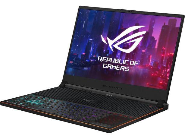 ASUS ROG Zephrus S - Intel 9750H - RTX 2080 Max-Q - 16 GB - 240Hz