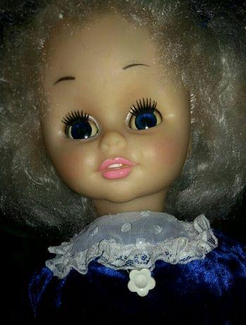 Кукла.  СССР. Большая 58 см