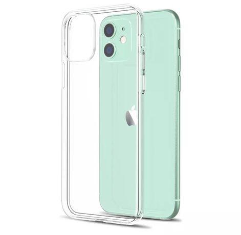 Etui case iPhone 11 pro clear przeźroczyste Nowe