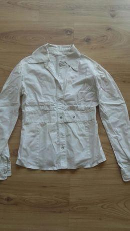 Sprzedam białą koszulę, rozmiar S