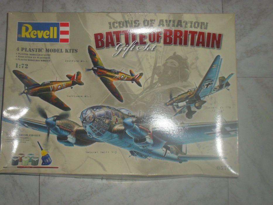 Modelismo - Batalha da Grã-Bretanha