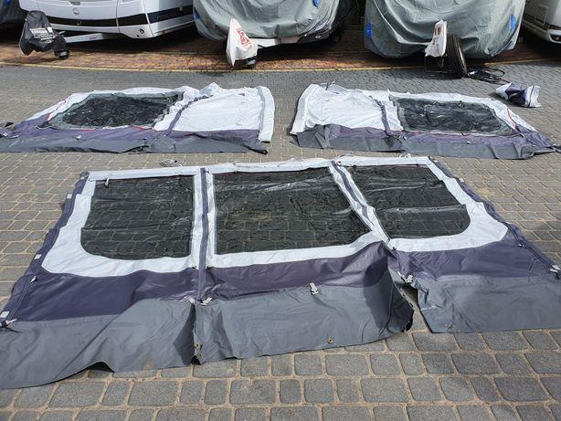 WESTFIELD markiza 3m, kompletna zabudowa# namiot przyczepy kempingowej