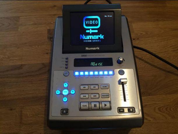 Numark VJ01 odtwarzacz DVD/CD video dla VJ'ów
