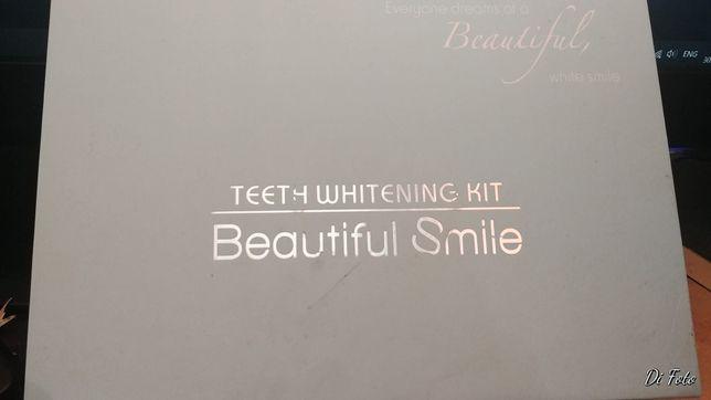 Набор для отбеливание зубов