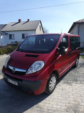 Opel vivaro 2.0dci 9osobowy klima