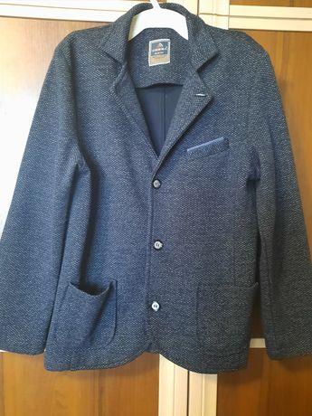 Пиждак на мальчика, трикотажный пиджак