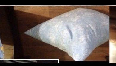 подушка перьевая ссср