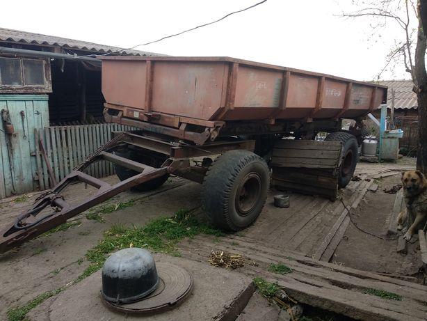 КСП-6-01, лодка виноградная, прицеп тракторный