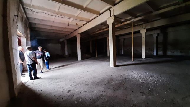 Складской комплекс 2583,5 метра ул. Хуторская