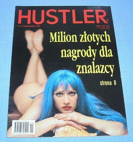 Hustler 9/1999 magazyn dla mężczyzn