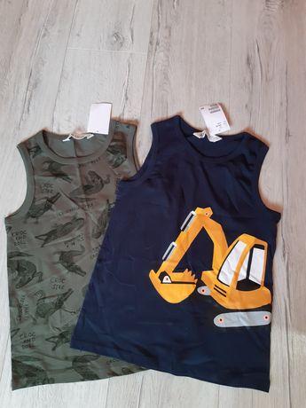 Koszulki chłopięce, H&M