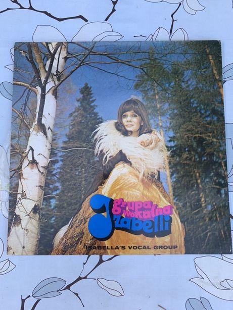 Grupa wokalna Izabeli. Zimowe strofy. Winyl