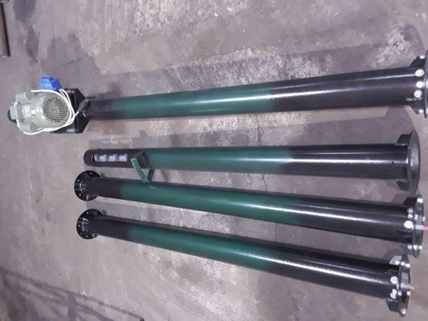 Шнековый транспортёр винтовой конвейер погрузчик (протравитель шнек)