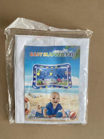Надувной детский водный коврик AIR PRO inflatable water play mat.