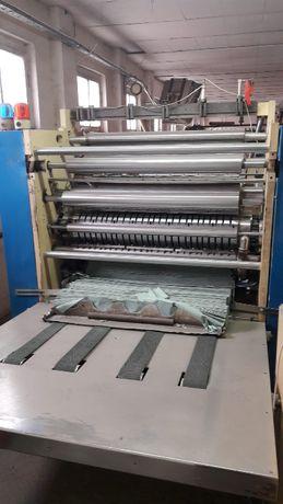 Maszyna do produkcji ręczników papierowych, Zetkarka, Ręczniki ZZ