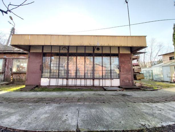 Kontener Biurowy Socjalny Handlowy Sklep Magazyn Kiosk pow. 22 m