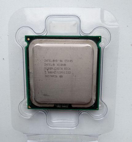 Xeon E5405 (4 ядра, аналог Core™2 Quad Q9000)