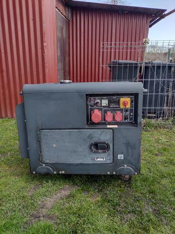 Agregat prądotwórczy