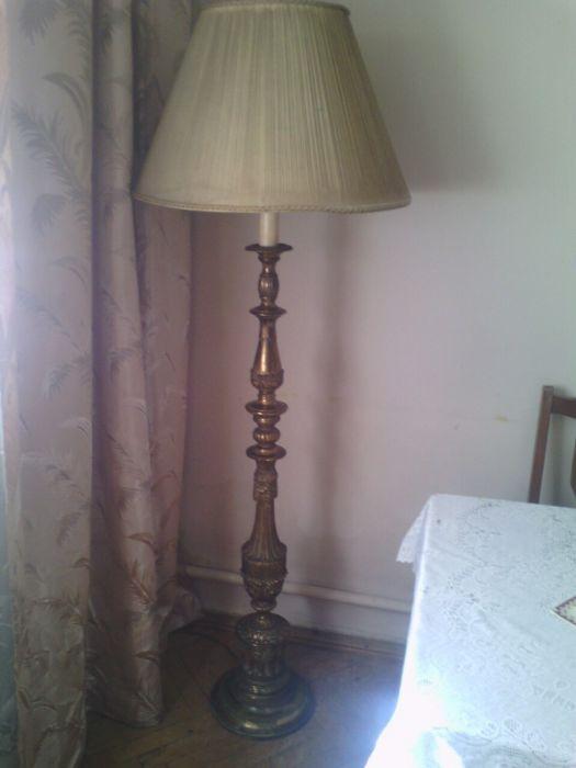 Лампа антикварна Белый Камень - изображение 1