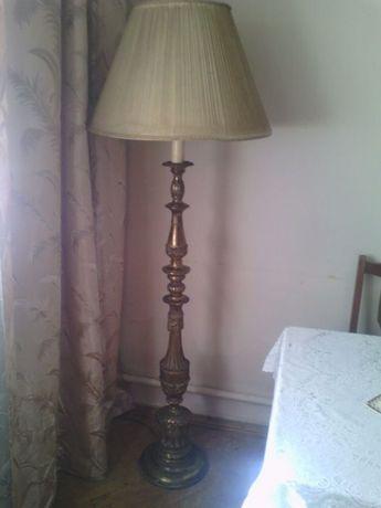 Лампа антикварна