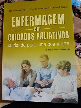 Enfermagem em Cuidados Paliativos- Cuidando para uma boa morte