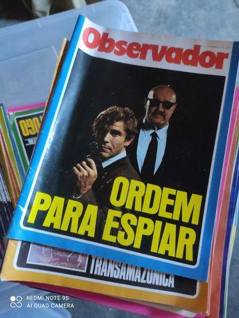 Revistas Observador de número 4 a número 158