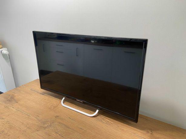 Telewizor Manta LED 32 cale HD Ready,  DVB-T/C, 100Hz