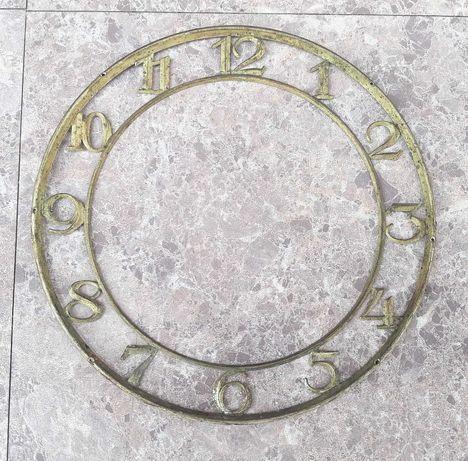 57 Tarcza zegara pierścień godzinowy 18cm