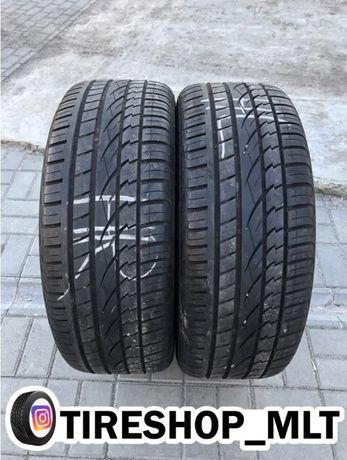 Летняя резина шины 255/55R19 CONTINENTAL 85%протектор