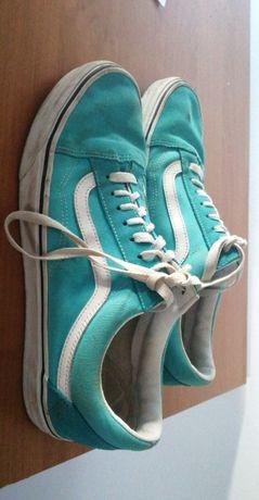vans skateboard rozmiar 44 niebieskie