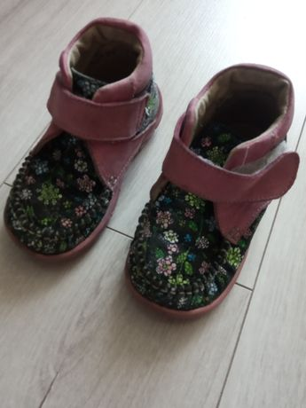 Ботинки кожа 23 размер