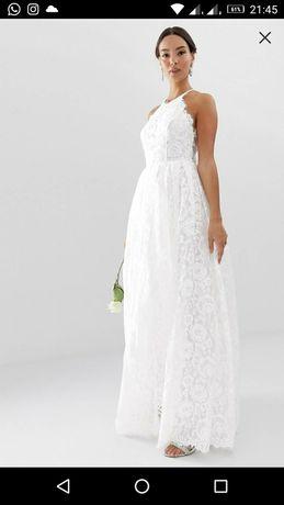 Suknia ślubna ASOS Design