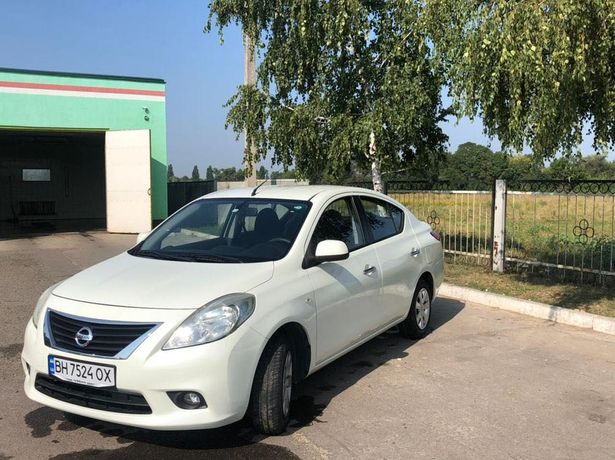 Продам Nissan Versa (Latio)