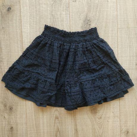 Koronkowa spódnica Zara, rozmiar z metki L.