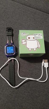 Smartwatch dla dzieci gps aparat gry wodoodporny