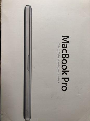MacBook Pro 15 2010 Б/У