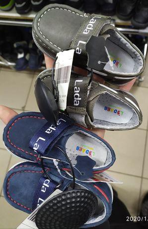 Новые туфельки для малыша