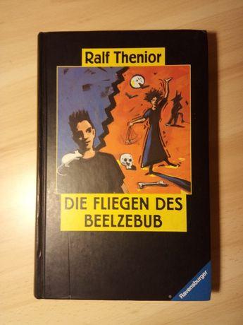 """książka ,,Die Fliegen des Beelzebub"""""""