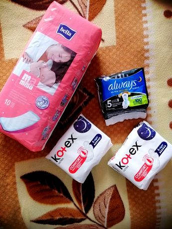 Прокладки Bella/Always/Kotex