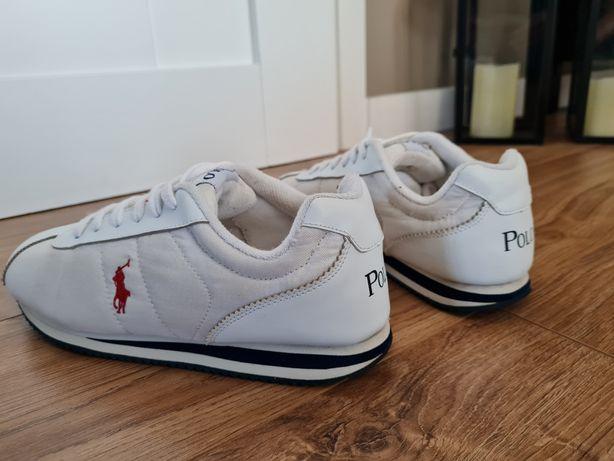 Buty damskie trampki sneakers Ralph Lauren